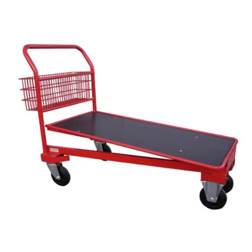 Cash and Carry Trolley - Red