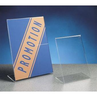 Free Standing Information Holders - Priced & Packed In 10s