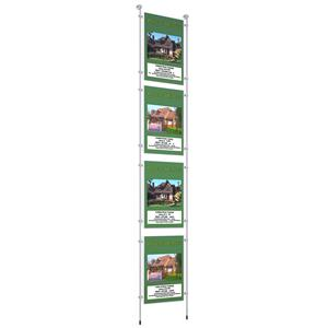 4 x A4 Pocket Poster Kit