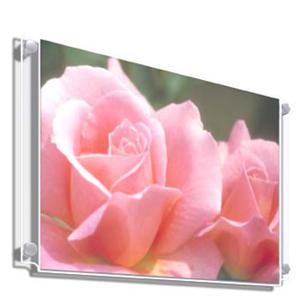A2 Landscape Wall Mounted Poster Holder