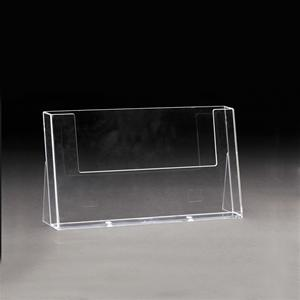 A4 Landscape Counter Brochure Holder