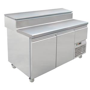 Gastronorm Pizza Preparation Counter