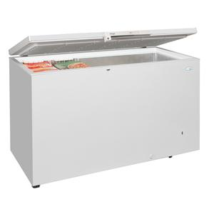 Solid Lid Chest Freezer