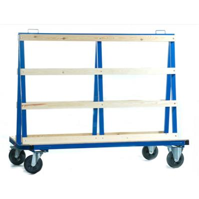 Large Glass Trolley 2400mm Long