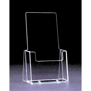 1/3 A4 Portrait Brochure Holder - 10 Pack