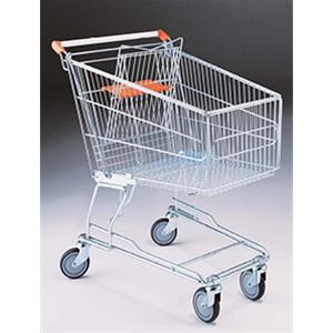 Supermarket Trolley 140 Litre Traditional