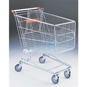 Supermarket Trolley  240 Litre Traditional