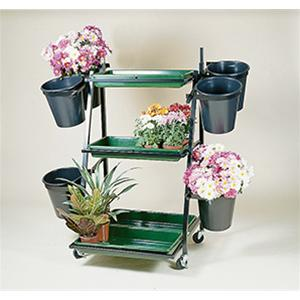 Plant Range 6 Bucket Stand With 4 Trays