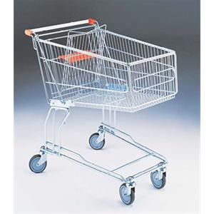 Standard Shopping Trolley For Crates - 150 Litres
