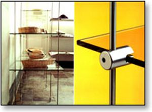 Suspended Display Systems - Rod