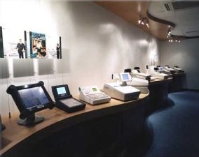 Cash Registers & EPOS Cash Handling Systems