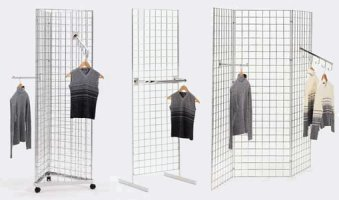 Gridwall Shopfitting Exhibition System