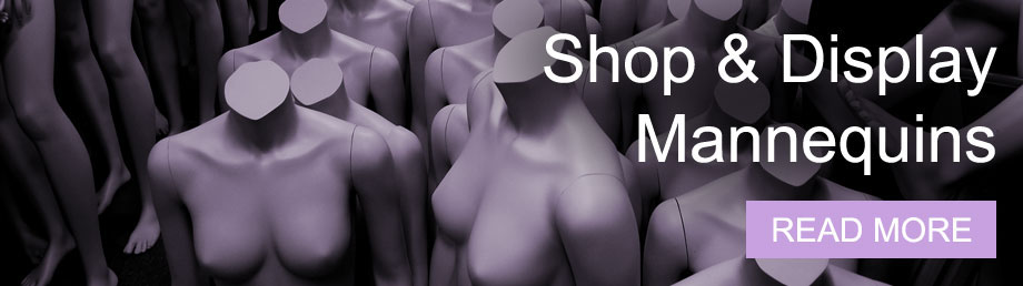 Shop & Display Mannequins