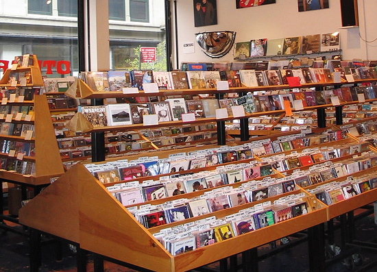 CD / DVD Shops