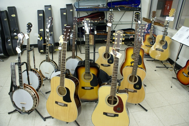 Music / Instrument Shops